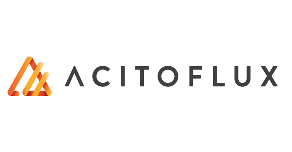 Acitoflux Logo, CODE_n, innovation, spaces, Startup