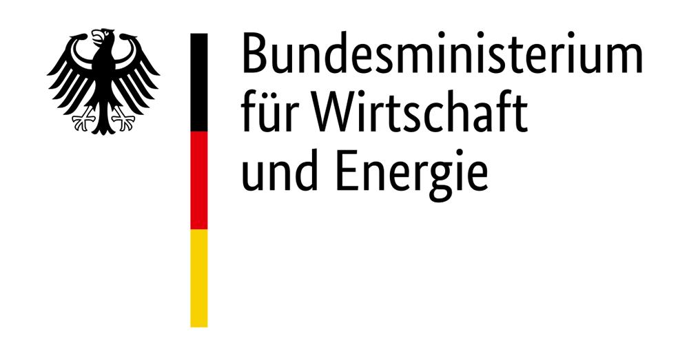 Bundesministerium für Wirtschaft und Energie BMWi Logo, Partner, Innovation, Industrie 4.0