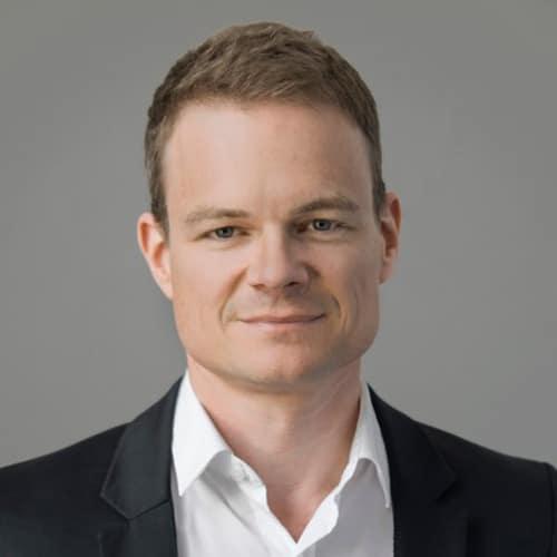 Christian Fausch, jury Startup Contest 2020 Stuttgart