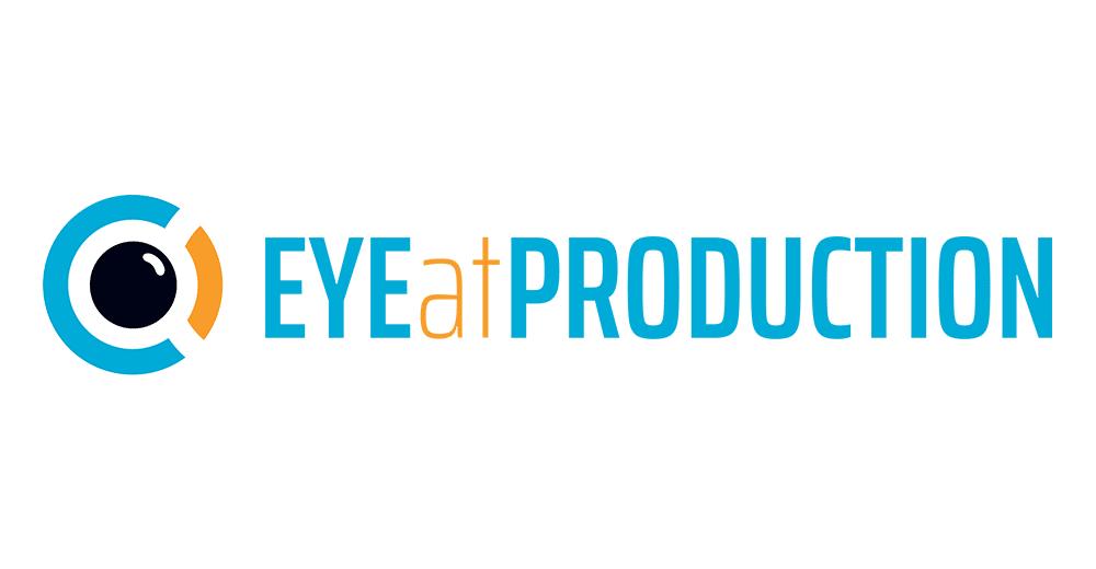 EyeAtProduction Logo, CODE_n, innovation, spaces, startup, resident
