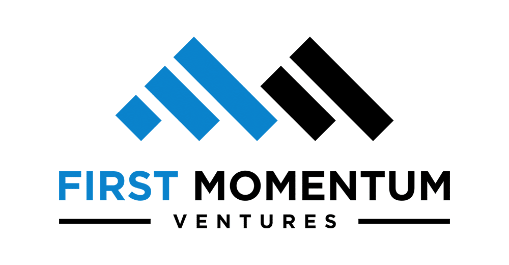 First Momentum Ventures Logo, CODE_n, innovation, spaces, Startup