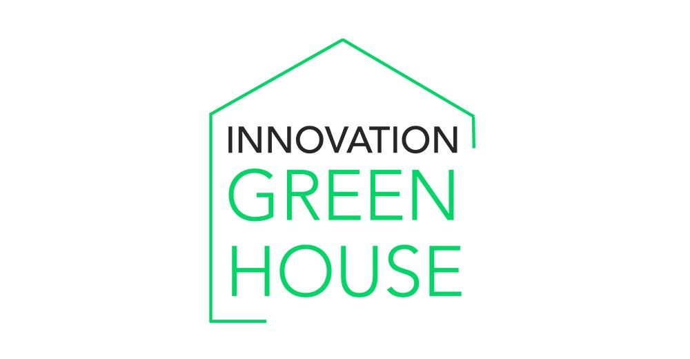 Innovation Greenhouse Logo, Startup, CODE_n Resident, Innovation, Industrie 4.0