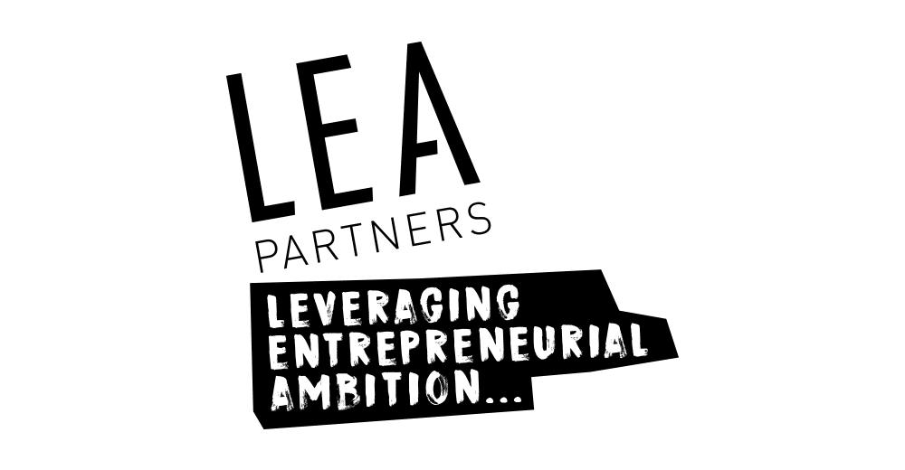 LEA Partners Logo, Startup, CODE_n Resident, Innovation, Industrie 4.0