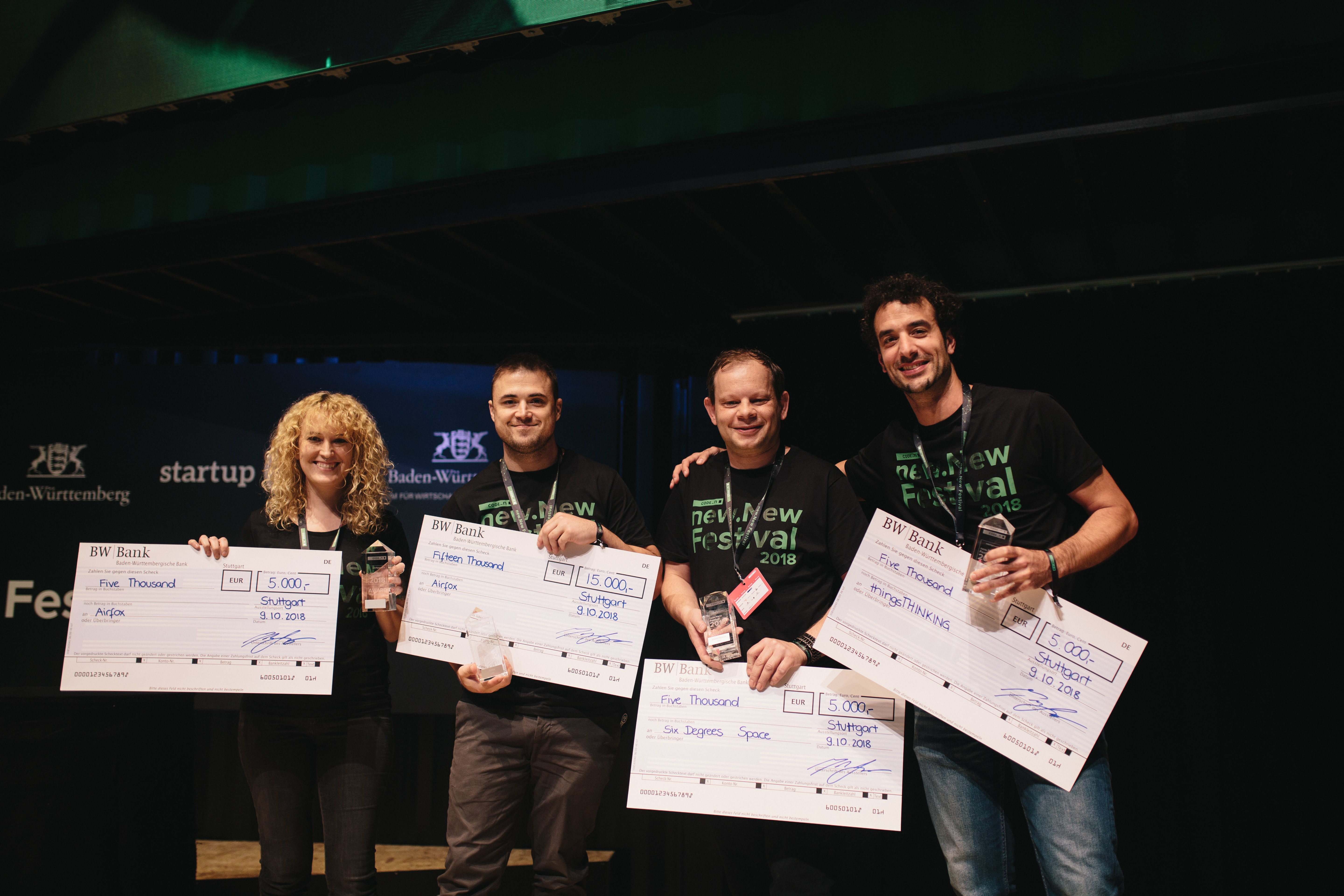 CODE_n new.NewFestival 2018 Winners of Startup CONTEST