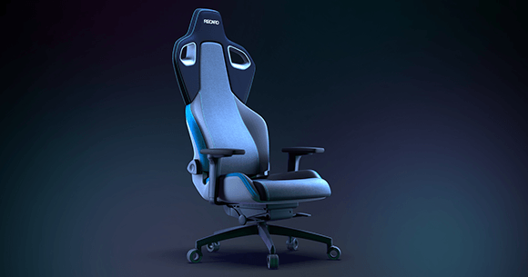 Recaro Egaming A Long Established Company With The Startup Spirit Code N