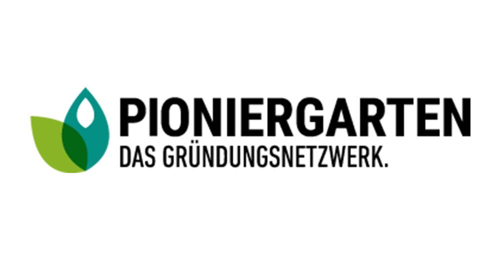 Pioniergarten Logo, Startup, CODE_n Resident, Innovation, Industrie 4.0