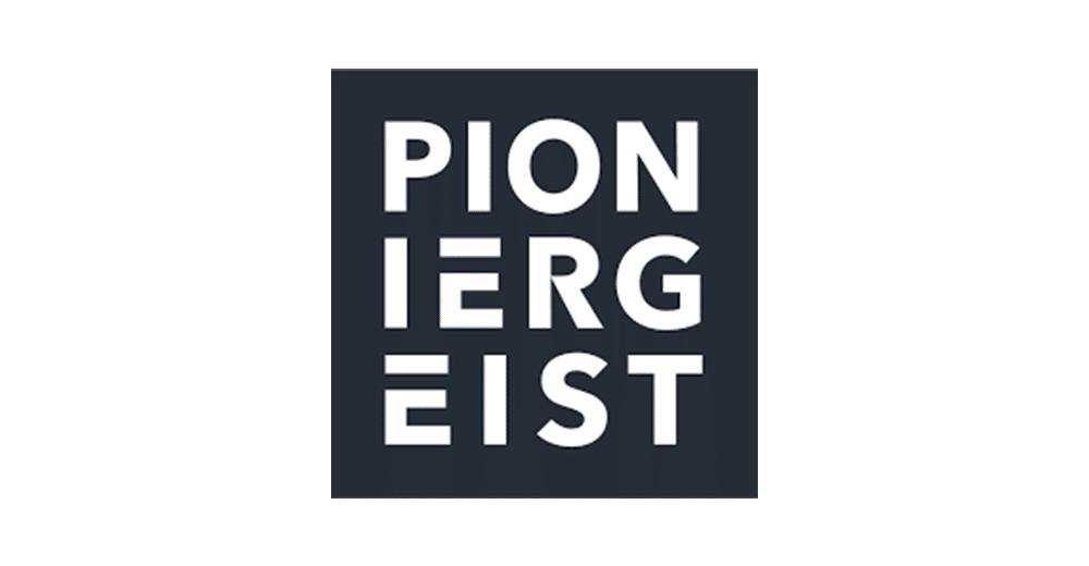 Pioniergeist Logo, CODE_n, innovation, spaces, Startup