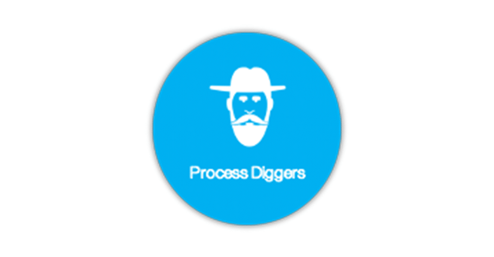 Process Diggers Logo, CODE_n, innovation, spaces, Startup