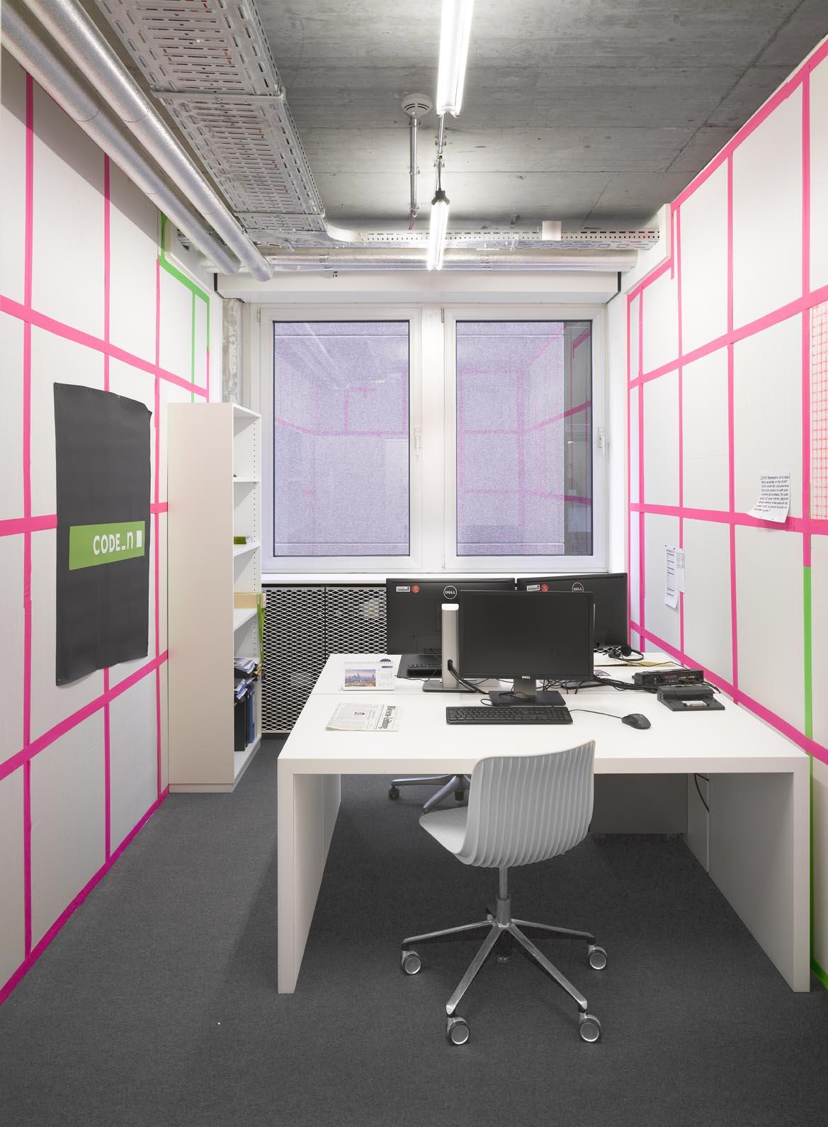 CODE_n SPACES Startup Office / Workspace