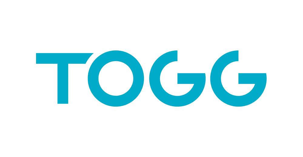 TOGG Logo, Startup, CODE_n Resident, Innovation, Industrie 4.0