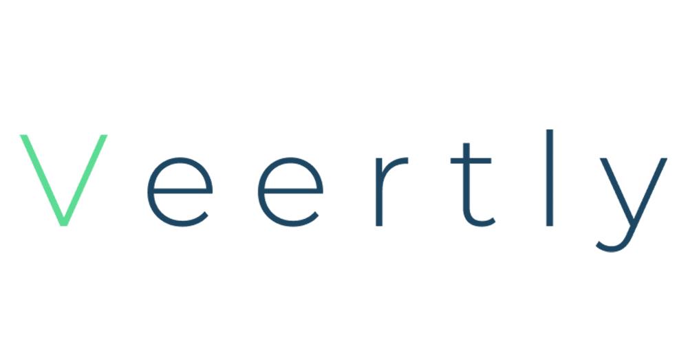 Veertly Logo, Startup, CODE_n Resident, Innovation, Industrie 4.0