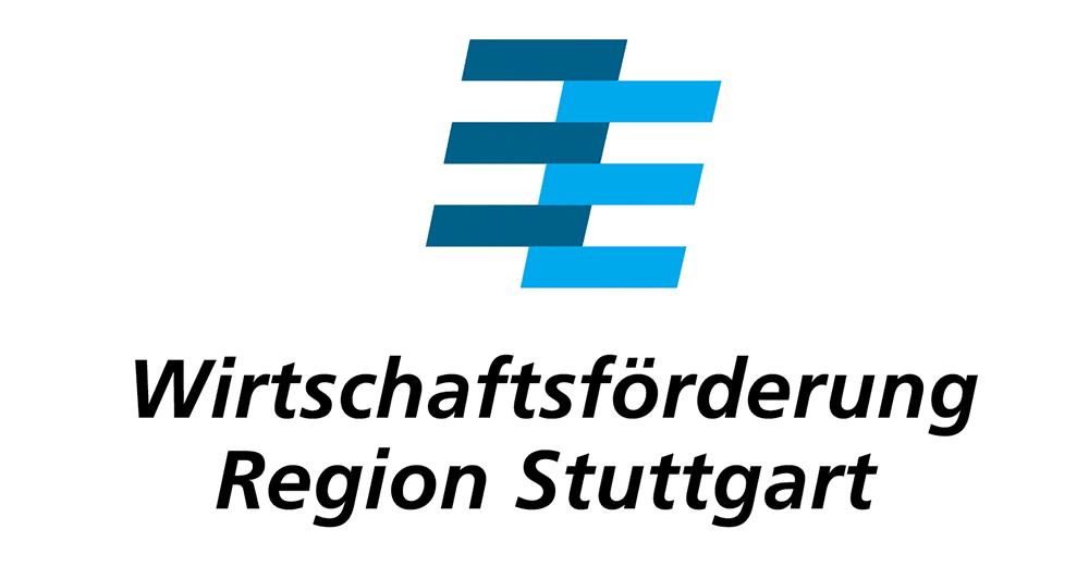 Wirtschaftsförderung Region Stuttgart Logo, CODE_n, innovation, spaces, Startup