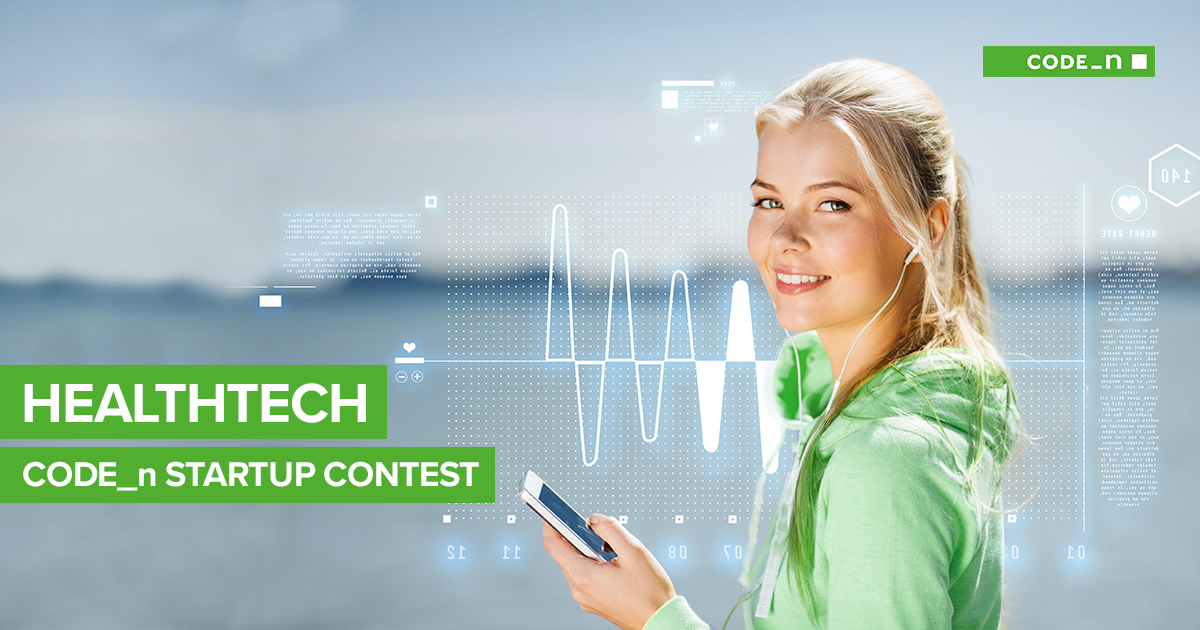 Want To Stand Out With Your Startup In Healthtech Apply For The Code N Contest