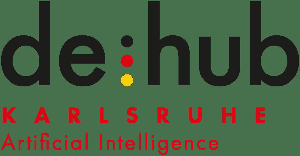 De:hub Karlsruhe Logo