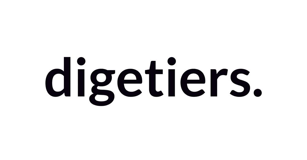 digetiers Logo, CODE_n, innovation, spaces, Startup