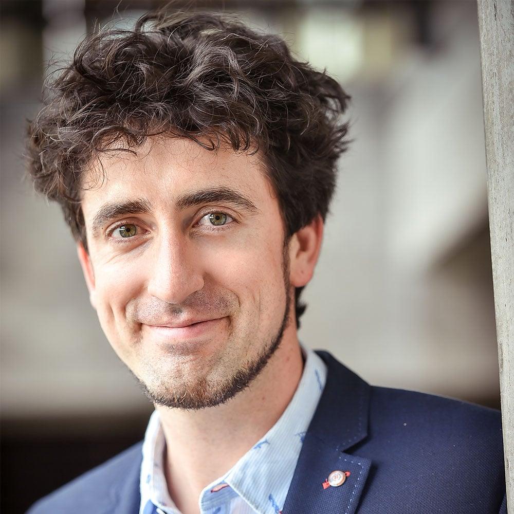 Fabian Seewald, Dundu, Seearts, Jury, Startup Contest 2020, Stuttgart