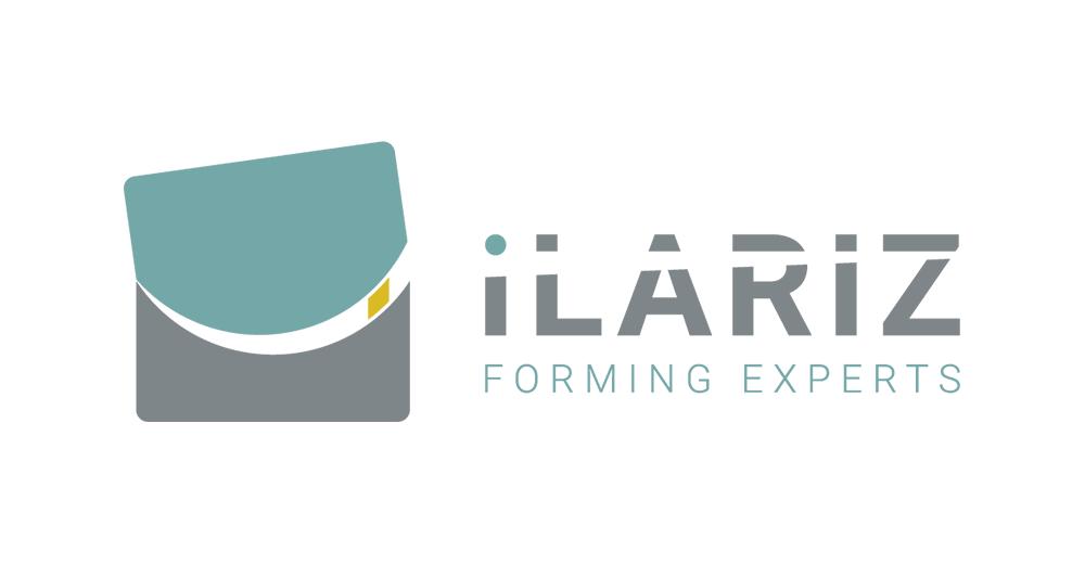 iLARIZ Logo, Startup, CODE_n Resident, Innovation, Industrie 4.0