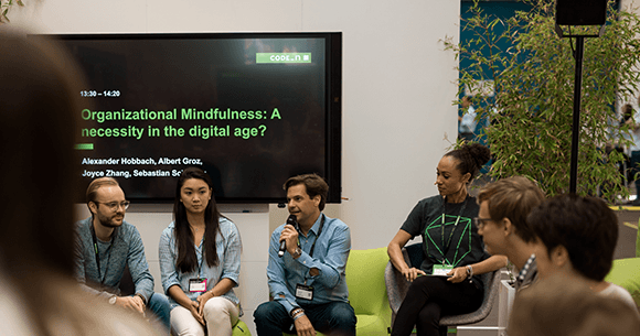 CODE_n new.New Festival Panel Discussion Mindfulness