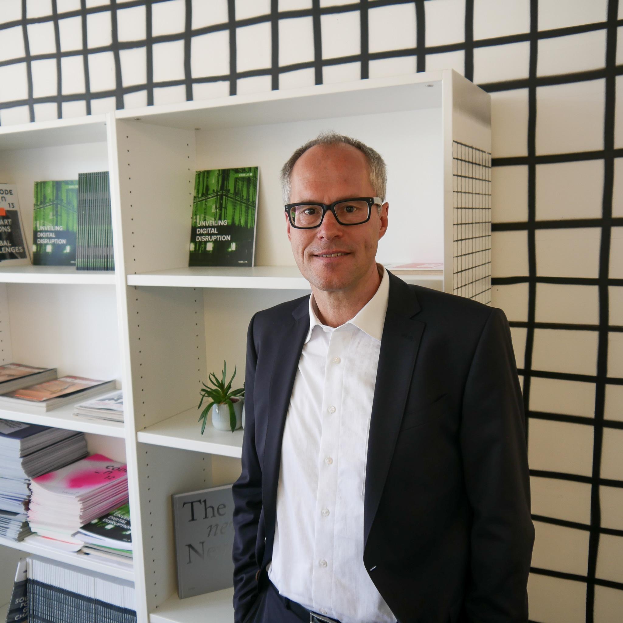 Managing Director CODE_n GmbH